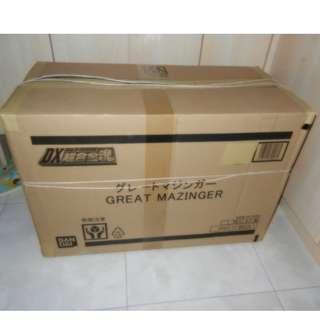 (不接受議價)淸位售全新 DX超合金魂 鐵甲萬能俠2號 Great Mazinger DX 02 bandai