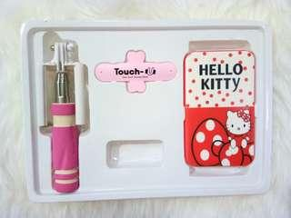 1 Set (Tongsis, Touch U, Power Bank)