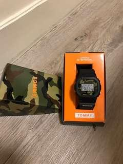 Tommy cross over G-shock