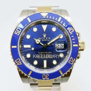 *BNIB* Rolex Submariner Two Tone 116613LB