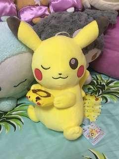 Pikachu Donut Plush