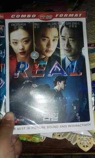 Jual dvd flim korea
