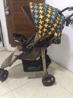 Stroller Baby Elle