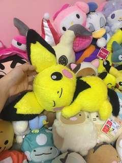 Pokemon Fuzzy Pichu Plush