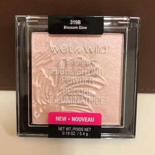 🚚 wet n wild|打亮餅 319B Blossom Glow MegaGlo Highlighting Powder