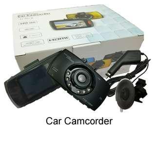 Advanced Portable Car Camcorder , (Digital Video Camera&recorder) Ready stock