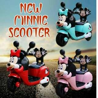 New Minnie Scooter #MY1212