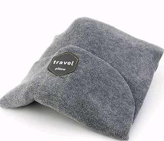 Scarf Travel Neck Pillow
