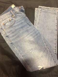 GAP Ribbed Jeans