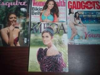 Megan Young Magazine set miss world 2013 esquire