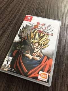Nintendo Switch Dragonball Xenoverse 2