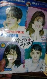 Dvd drama korea
