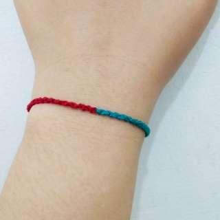 Union of Hearts Couple Bracelet