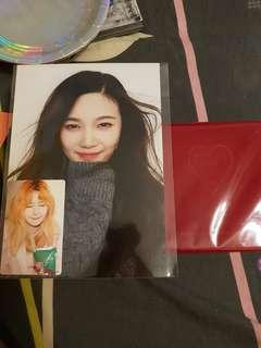 WTT RED VELVET smiling box