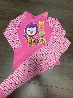 PL pororo pyjamas