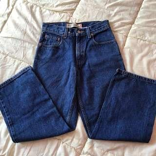 LEVIS 569 LOOSE STRAIGHT MOM JEANS