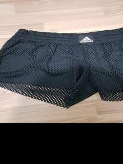 BNWOT ADIDAS LIMITED EDITION MESH SHORTS SIZE L