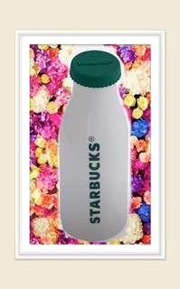 星巴克牛奶糖空瓶