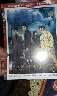 Dvd flim korea