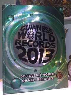 Guinness World Record Book 2013 #MY1212