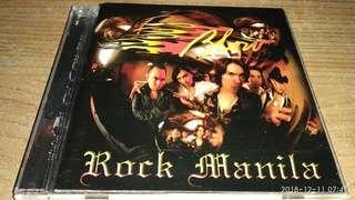 OPM CD Blow Rock Manila (diether ocampo)