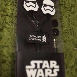 Star Wars Stormtroopers Earphone