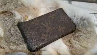 Louis Vuitton cles keyper coin purse