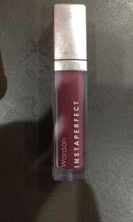 Wardah insta perfect lip cream no 04