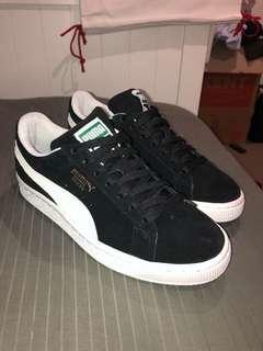 Puma classic suedes (BRAND NEW)