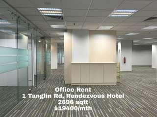 Office at Orchard area