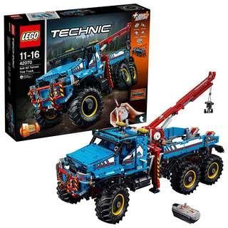 Lego 42070