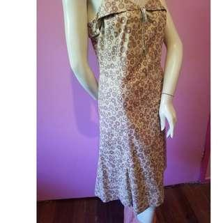 Marc jacobs size 10 sun frock