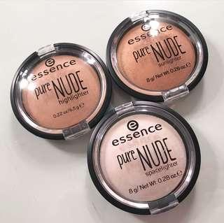 NEW SHADE PRICE FOR EACH ESSENCE PURE NUDE HIGHLIGHTER