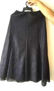 #MY1212 Lace Skirt