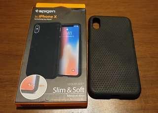 Spigen iPhone X Liquid Air Phone Case
