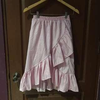 Laced Skirts