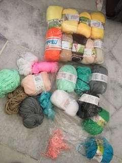 Yarns (all)
