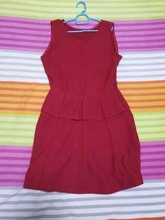 Red Dress #MFEB20