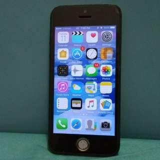Iphone 5 16GB Garansi Ibox Apple Resmi Preloved Second Seken