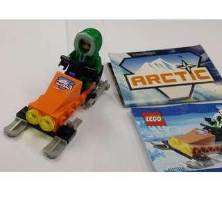 LEGO 6577 ARCTIC 雪車