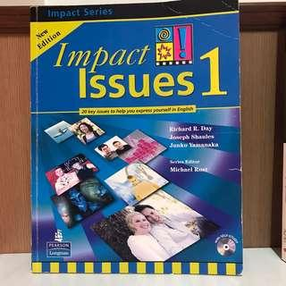 🚚 Impact Issues 1