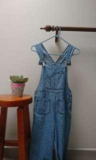 vintage overalls from Japan size s fits 6-10