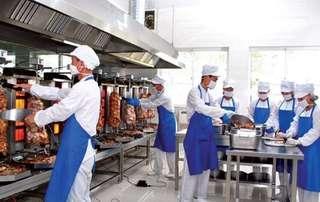 工廠肉類加工員/Factory butcher
