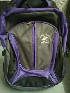 Polo trolley backpack