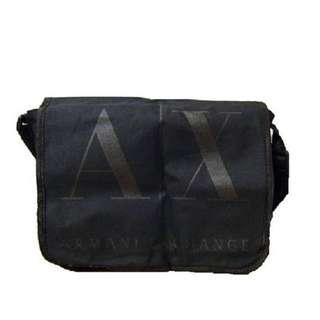 AX (Armani Exchange) 黑色肩背包