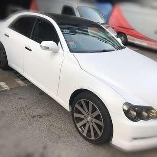 Toyota Mark X 2.5 Auto