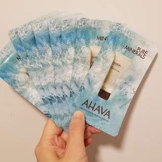 Ahava purifying mud mask pure minerals 死海泥