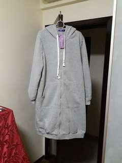 Plus size long jacket brand new