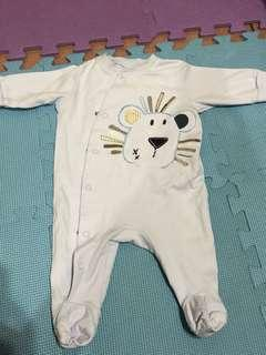 Next baby's 連身包腳衣