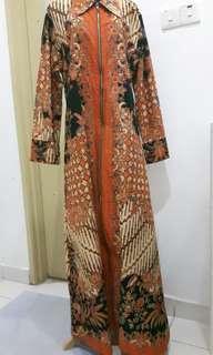Batik Solo Dress / Cardigan